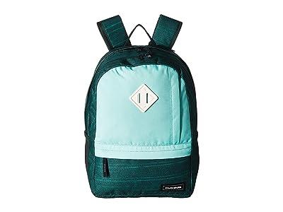 Dakine Essentials 22L Backpack (Green Lake) Backpack Bags
