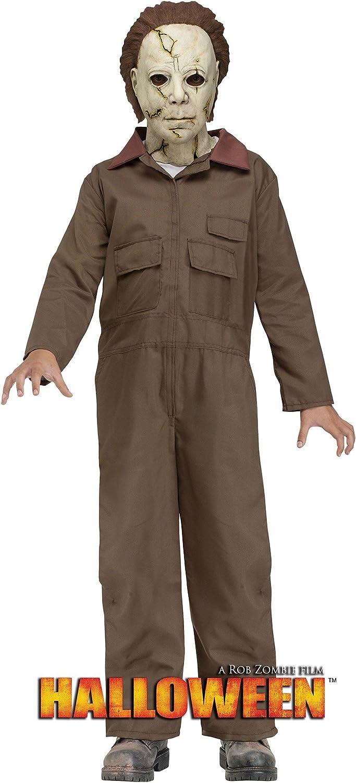 2 Sizes Child Halloween 2 Michael Myers Costume