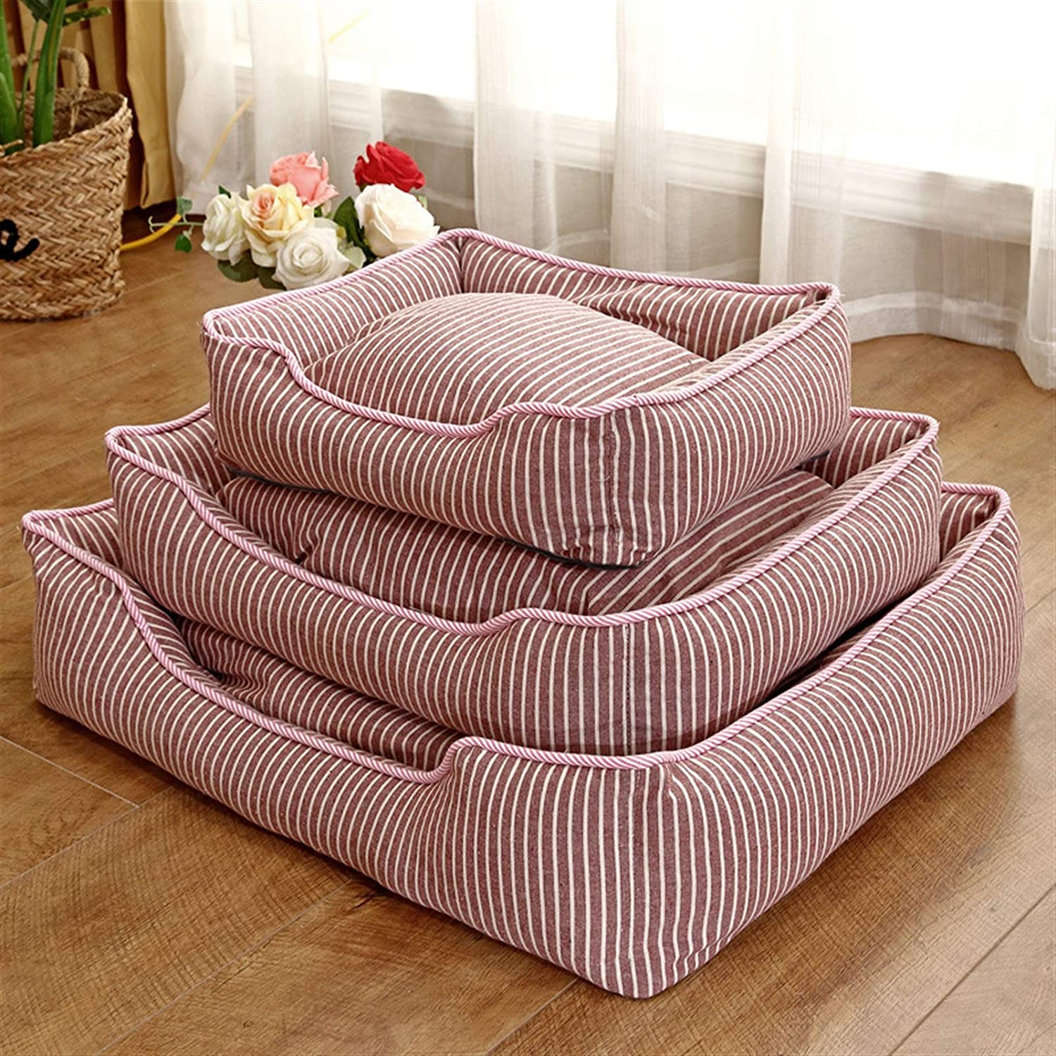 Pet Bed Cat Litter Dog Kennel can unpick famous and Supplies OFFicial site pet wash W