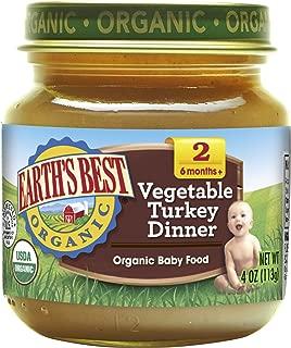 Earths Best Vegetable Turkey Dinner