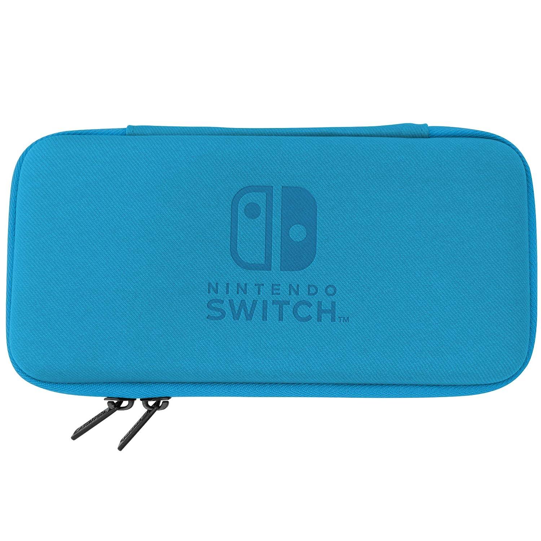 Estuche oficial para Nintendo Switch Lite (Azul)