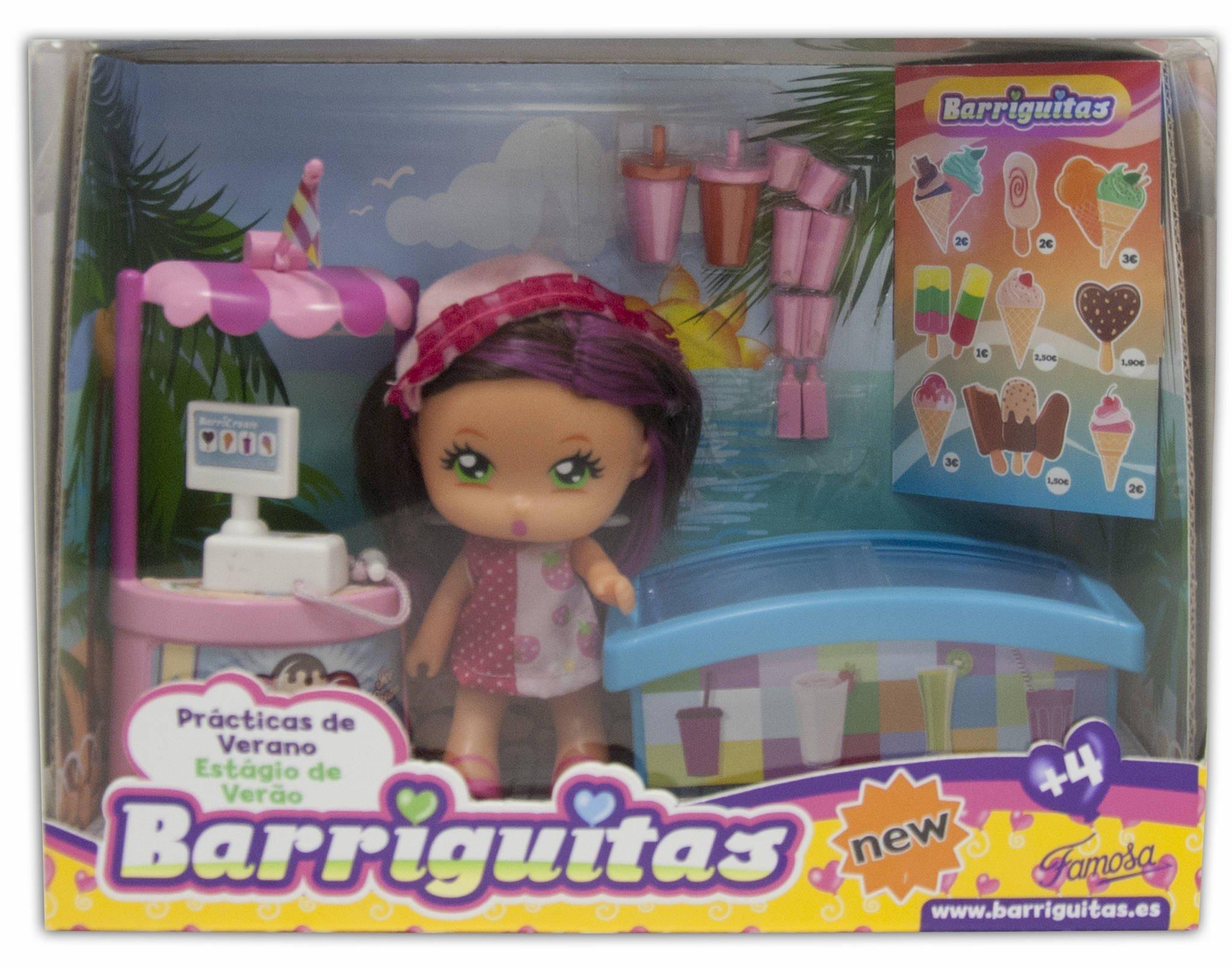 Barriguitas - 700013443B. Tienda de Helados: Amazon.es: Juguetes y juegos