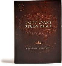 CSB Tony Evans Study Bible, Hardcover PDF