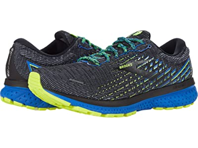 Brooks Ghost 13 (Black/Blue/Nightlife) Men
