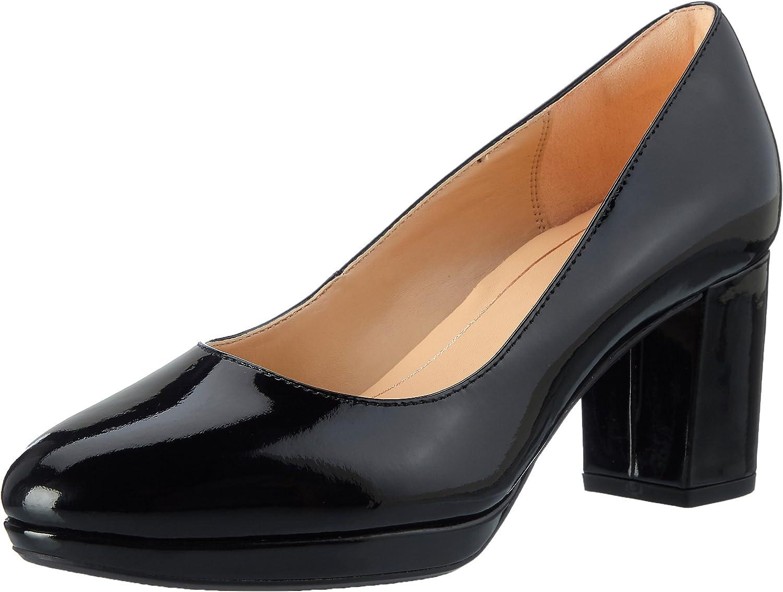 Clarks shoes 26126723 Kelda Hope Black
