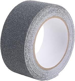 factus 滑り止めテープ 鉱物粒子タイプ 屋外 階段 耐水性 50mm×5m 全8色 (2.灰色)