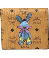 MCM - Rabbit Flap Wallet/Bifold Mini