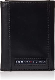 Tommy Hilfiger Mens Wallet, Black - 31TL11X033-001