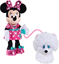 Minnie's Walk & Play Puppy Feature Plush