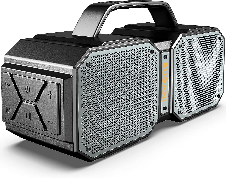 Bugani M83 50W Portable Bluetooth 5.2 Wireless Speaker $39.99 Coupon