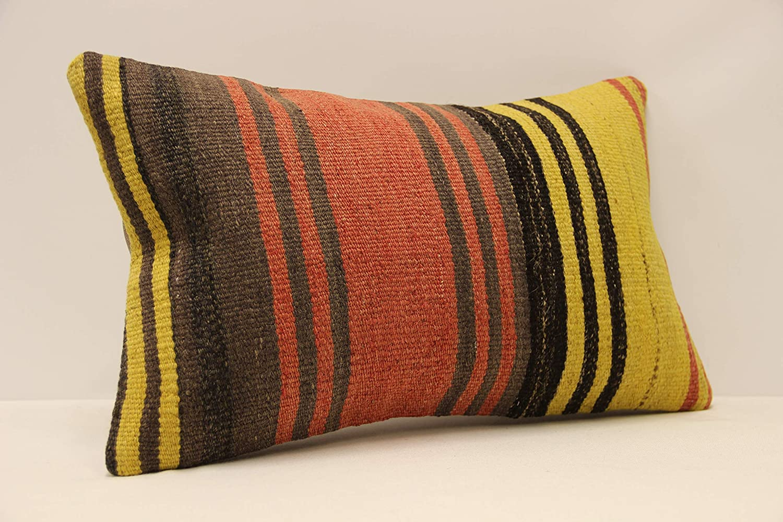 Kilim pillow 12x20 inch 30x50 4 years warranty interior cushion design cm 5 ☆ popular Home