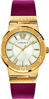 Womens Greca Logo Watch VEVH00420
