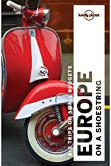 Lonely Planet Europe on a shoestring (Travel Guide) Kindle Edition