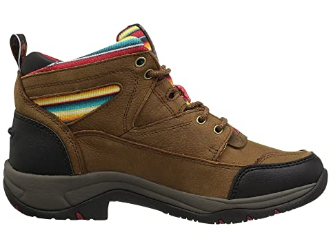 BlackDistressed Serape Terrain Brown Ariat CamoWalnut q5fUC