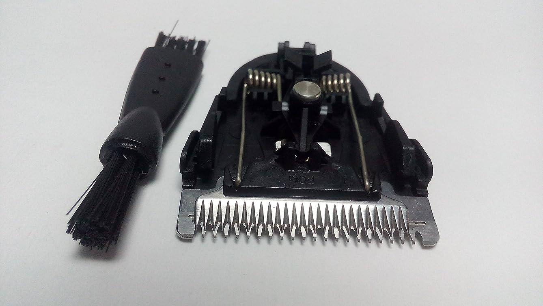 コンピューターゲームをプレイするたらい郡シェーバーヘッドバーバーブレード フィリップス Philips QC5572 QC5582 QC5572/15 QC5582/15 フィリップス ノレッコ ワン?ブレード 交換用ブレード Shaver Razor Head Blade clipper Cutter