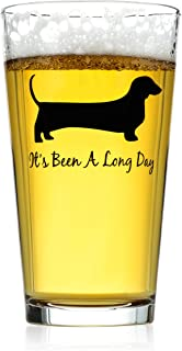 3 dachshunds beer