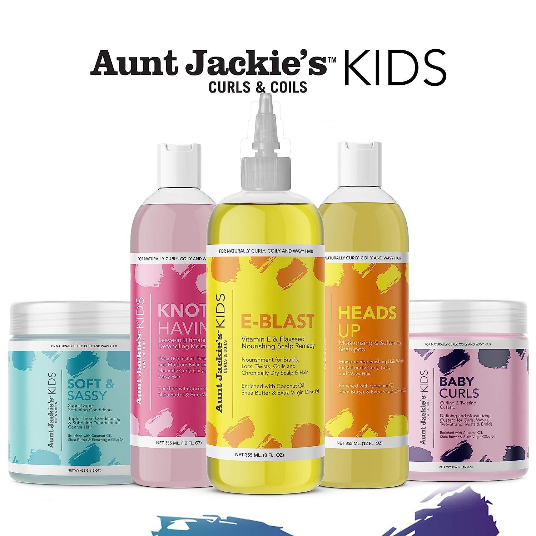 Aunt Jackie's Girls – Baby Girls Curls – Haarcreme für Locken und ...