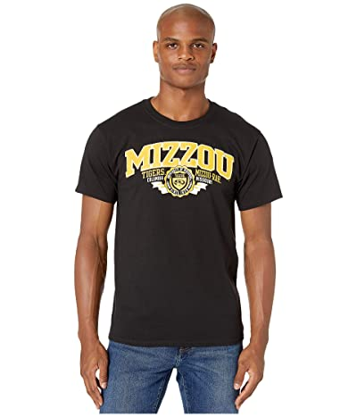 Champion College Missouri Tigers Jersey Tee (Black 3) Men