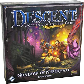 Asmodee Game Descent 2nd Ed: Shadow of Nerekhall