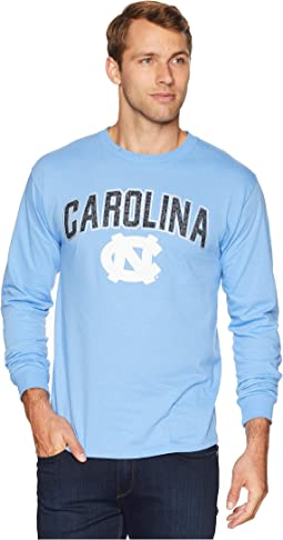 North Carolina Tar Heels Long Sleeve Jersey Tee