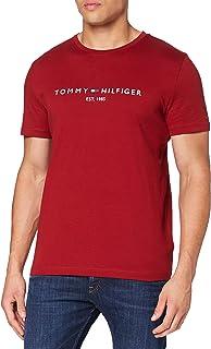 Tommy Hilfiger Herren Tommy Logo Tee T-Shirt