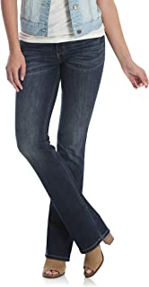 Women's Retro Sadie Low Rise Stretch Boot Cut Jean