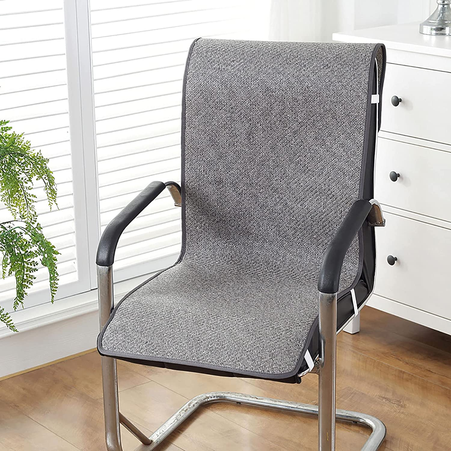 HUALEMEI Summer One-Piece Non Slip Max 52% OFF free shipping Premium Office Cha Pads Chair