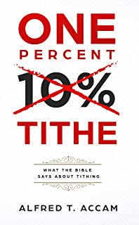 One % Tithe: What the Bible Says About Tithing