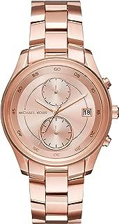Michael Kors Women's Briar Rose Gold-Tone Watch MK6465