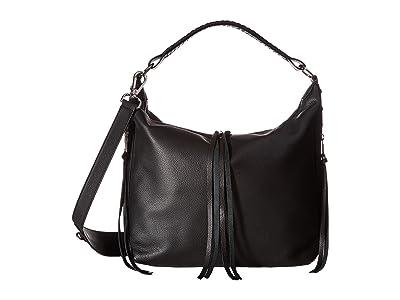 Botkier Samantha Hobo (Black) Hobo Handbags