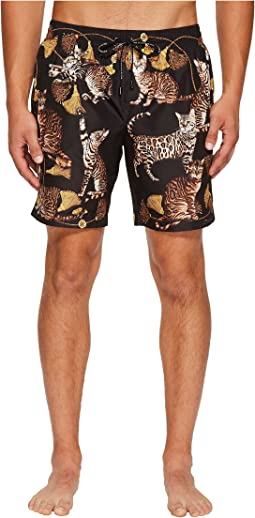 Dolce & Gabbana - Gatti Swim Trunk