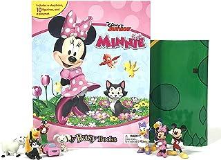 Disney Minnie My Busy Books