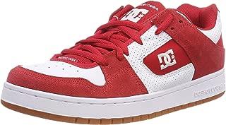 DC Manteca Shoes - Red
