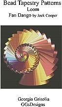 Bead Tapestry Patterns loom Fan-Dango by Jock Cooper