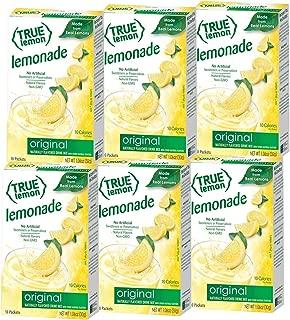 True Lemon Lemonade 10-count (pack of 6)