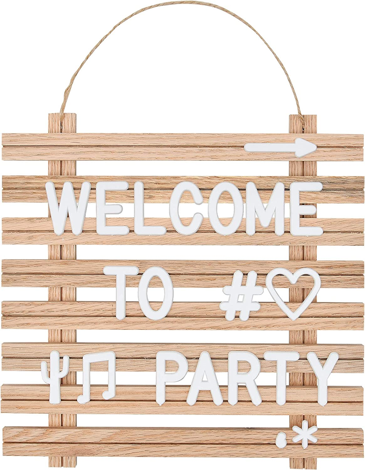 Oak Free shipping anywhere in the nation Letter Board with Cheap mail order sales 249 Letters Symbols 10 i Numbers - x