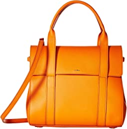 Small Soft Satchel Nappa
