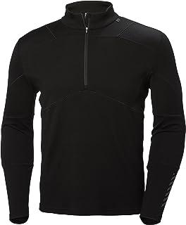 HH LIFA Merino 1/2 Zip - Camiseta Hombre