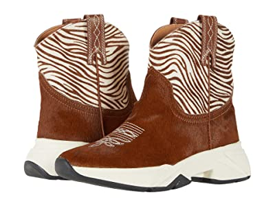Dingo Safari (Tan Zebra) Women