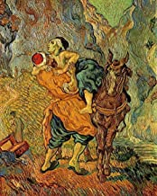 FPRW Puzzle de 1000 Piezas, Rompecabezas de Madera de Van Gogh, Pintura Famosa, Juguete de Juego Muy desafiante: el Buen samaritano después de Delacroix