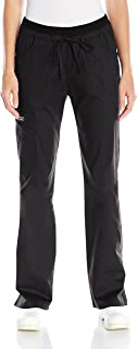 Women's Workwear Core Stretch Low Rise Cargo Scrubs Pant