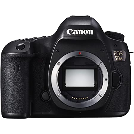 Canon EOS 5DS Digital SLR (Body Only) (Renewed)