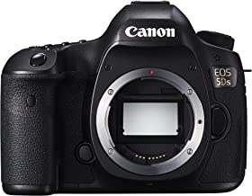 $1785 Get Canon EOS 5DS Digital SLR (Body Only) (Renewed)