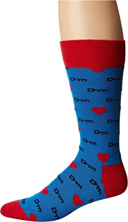 Key To My Heart Socks