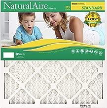 NaturalAire Standard Air Filter, MERV 8, 24 x 30 x 1-Inch, 6-Pack