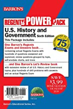 Regents U.S. History and Government Power Pack: Let's Review U.S. History and Government +  Regents Exams and Answers: U.S. History and Government (Barron's Regents NY)