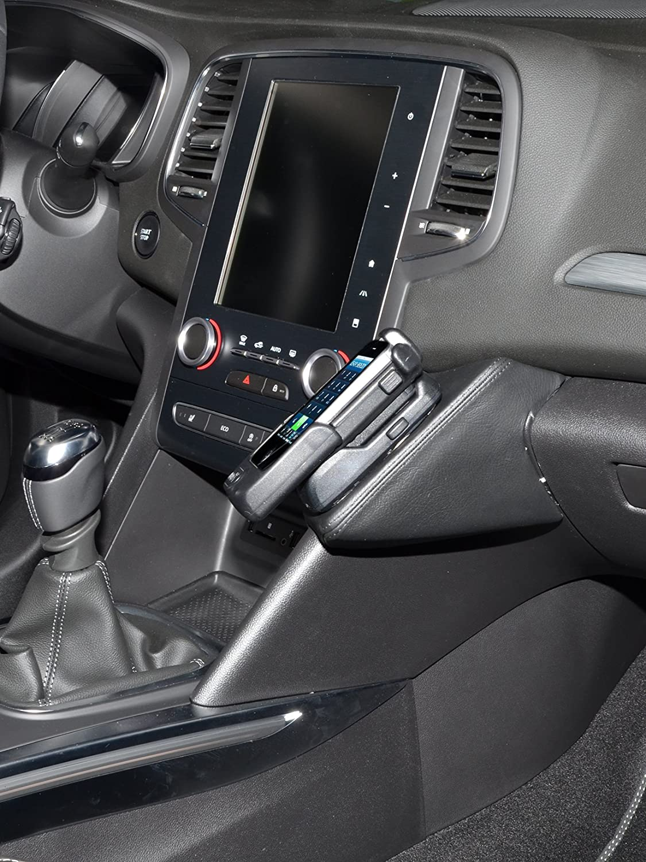 LHD per veicoli specifici in vera pelle nero KUDA 7015 Base per navigatore