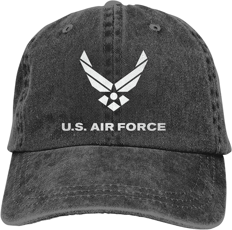 Denim Hats for Women Men Unisex Adjustable Dad Casquette Baseball Fitted Sport Running CapsI Love Trash Garbage Trucks