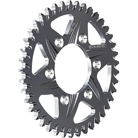 Vortex 423K-43 Silver 43-Tooth Rear Sprocket