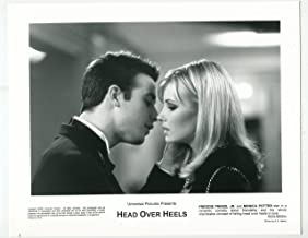 MOVIE PHOTO: Head Over Heels-Freddie Prinze Jr-Monica Potter-B&W-Still-VG